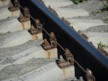 Скрепления на железнодорожном пути